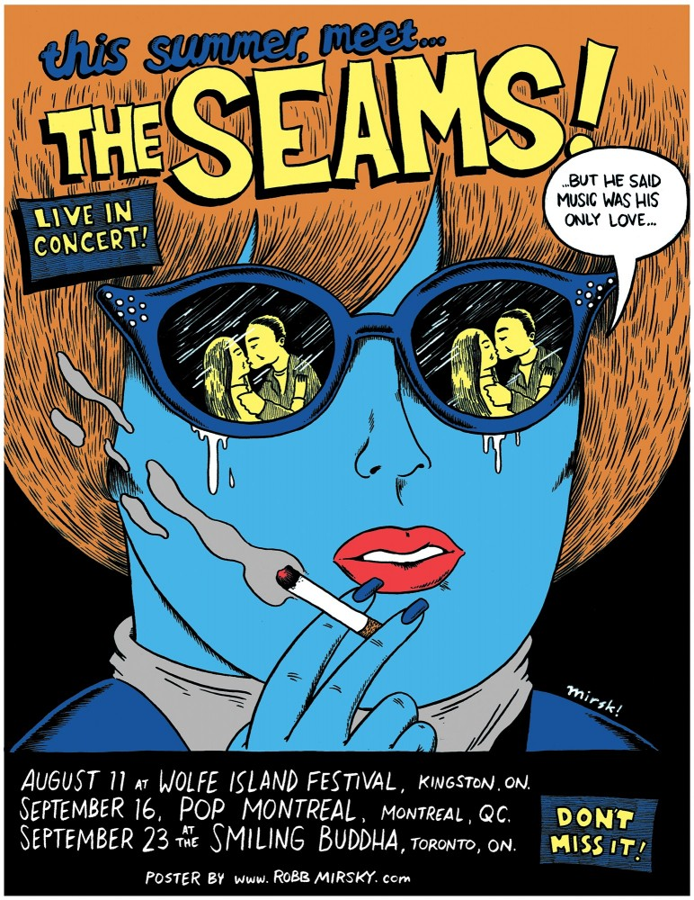 Meet The Seams Summer Shows 2017