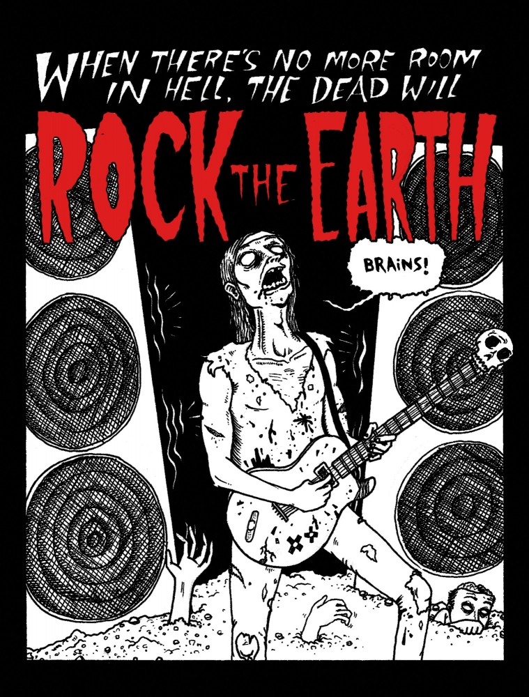 Rock The Earth
